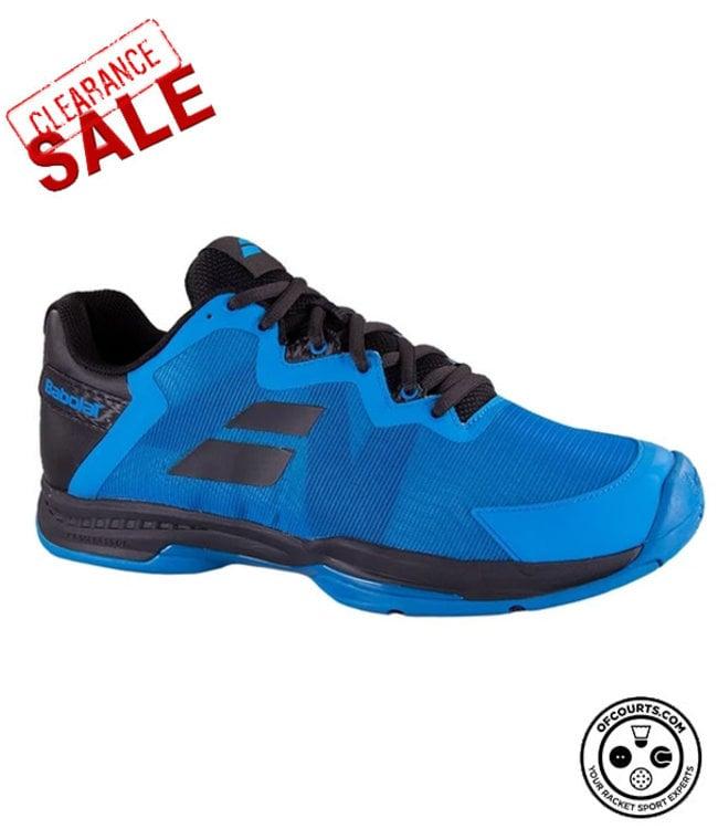 Babolat SFX3 WIDE (Blue/Black) Men's Tennis Shoe 2018