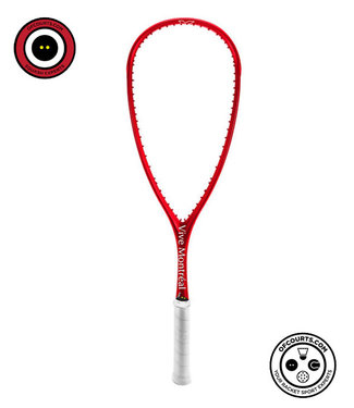 Xamsa Onyx eXposed - Vive Montreal - Squash Racquet (Limited Edition)