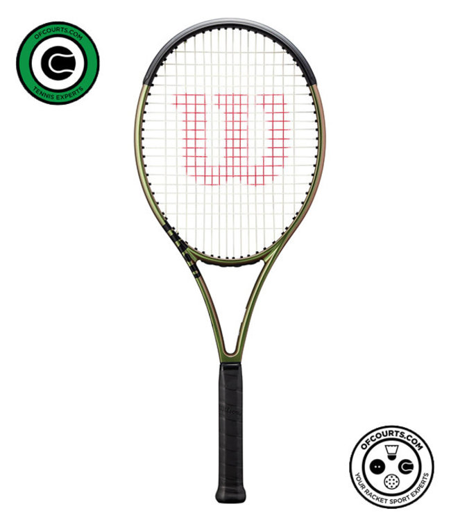 Wilson Blade 100L V8.0 Tennis Racket