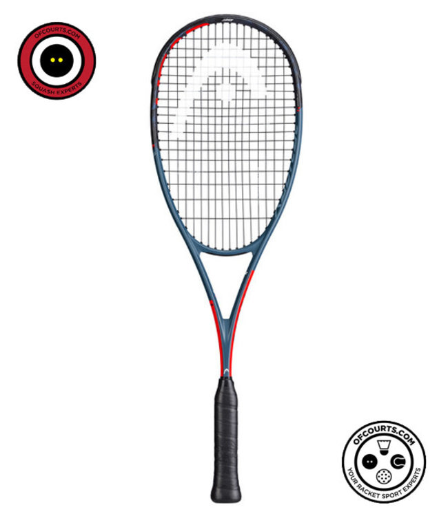 Head Graphene 360+ Radical 135X Squash Racket (2020)