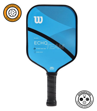 Wilson Echo Team Pickleball Paddle