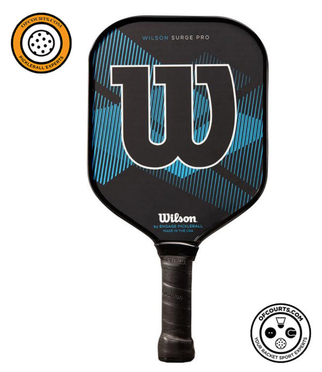 Wilson Surge Pro Pickleball Paddle- By Engage