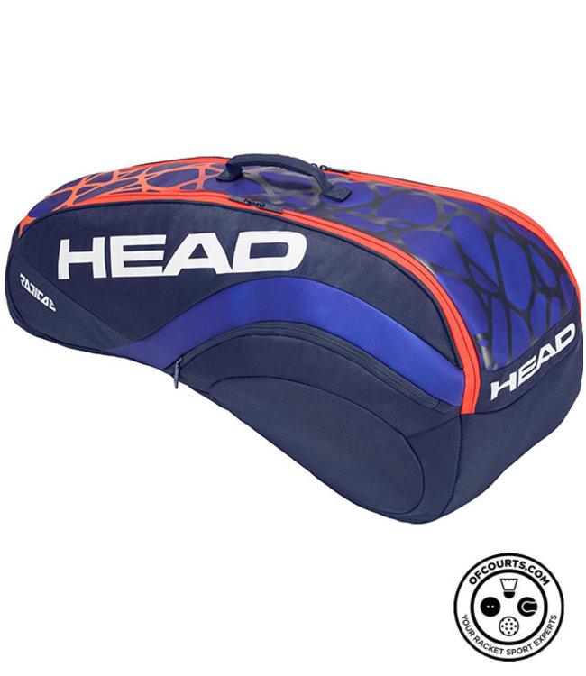 Head Radical 6R Combi Racket Bag