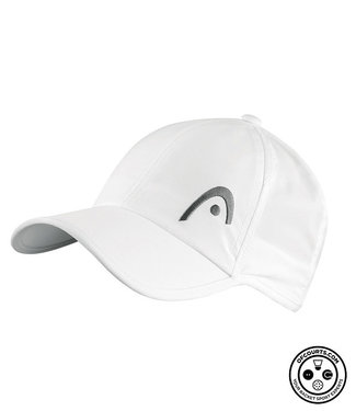 Head Pro Player Cap White