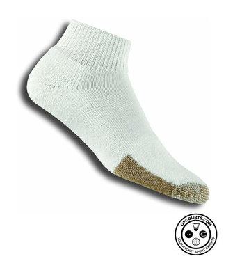 Thorlo Micro Mini Tennis Socks (White)
