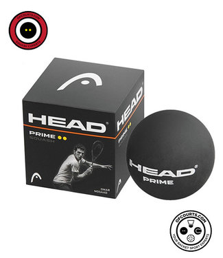 Head Prime Squash Ball Single