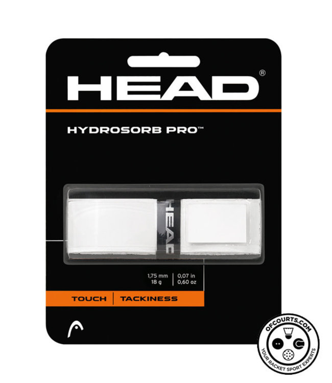 Head Hydrosorb Pro White Replacement Grip
