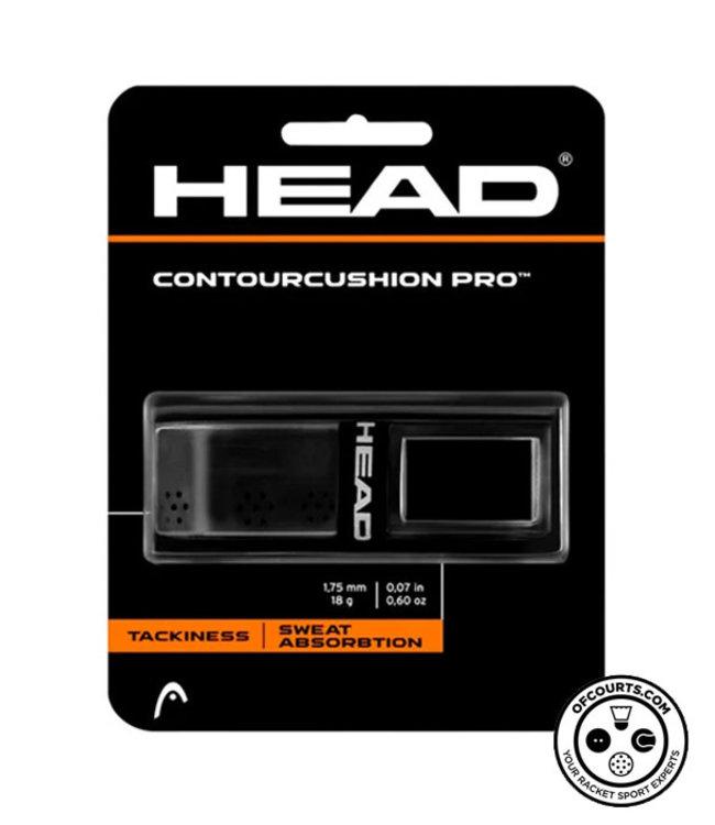 Head Contour Cushion Pro Replacement Grip Black