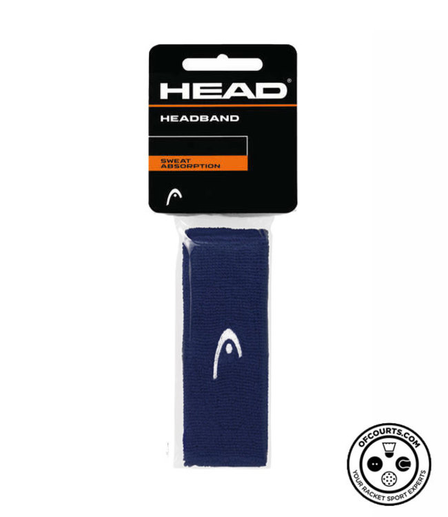 Head Headband, Navy