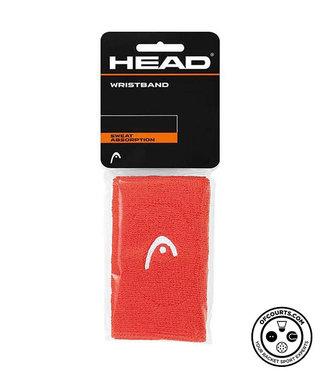 """Head Orange 5"""" Wristband 2-Pack"""