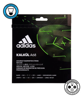 adidas Kalkul A68 Badminton String- Green
