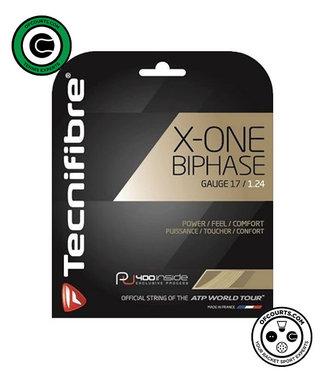 Tecnifibre X-One Biphase 17 Tennis String