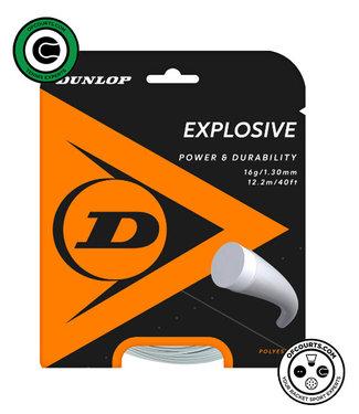 Dunlop Explosive Tennis String (16g)