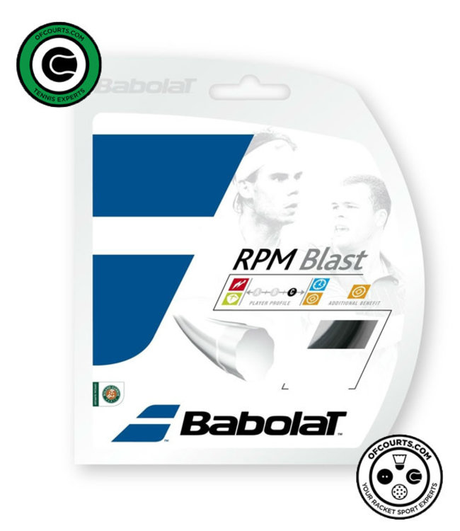 Babolat RPM Blast 17 Tennis String