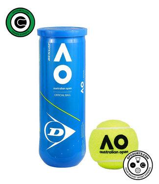 Dunlop Australian Open Ball - 3 Can