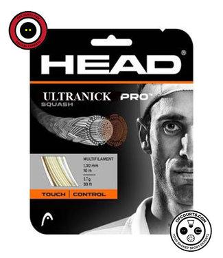 Head Ultranick Pro 17G Squash String