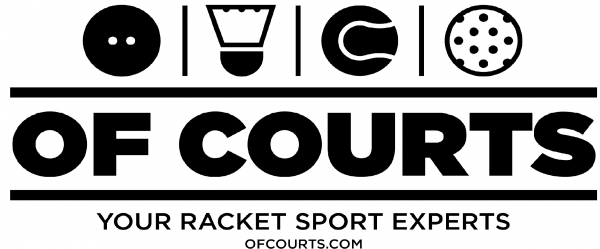 Of Courts - Racket and Courtshoes specialists