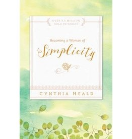 Heald Becoming a Woman of Simplicity