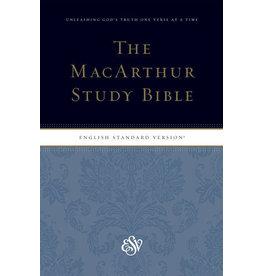 John MacArthur ESV MacArthur Study Bible Personal Size Hard Cover