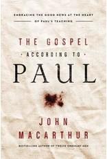 MacArthur Gospel According to Paul, The