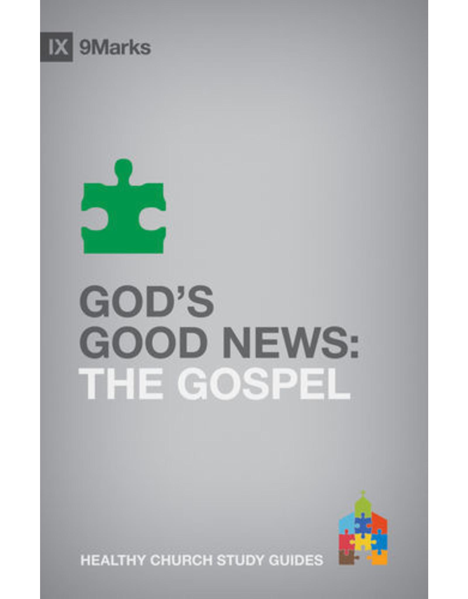 Jamieson God's Good News: IX Marks