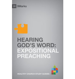 Jamieson Hearing God's Word: Expositional preaching