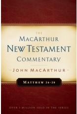 MacArthur MacArthur Commentary - Matthew 24-28