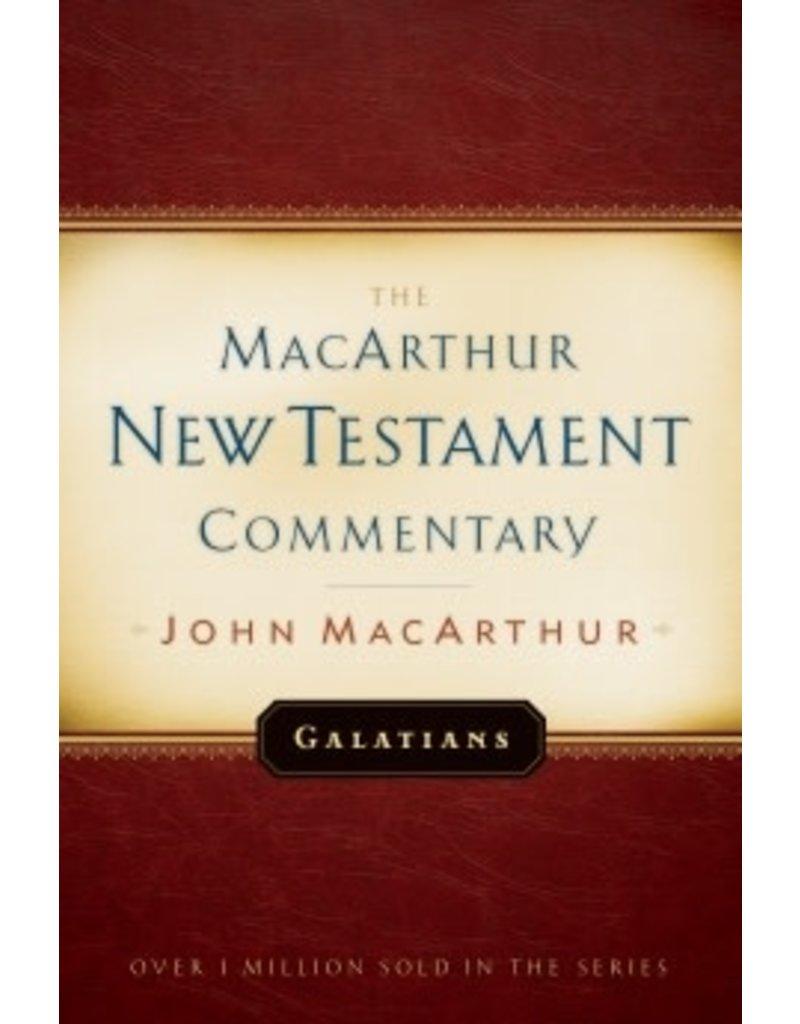MacArthur MacArthur Commentary - Galatians