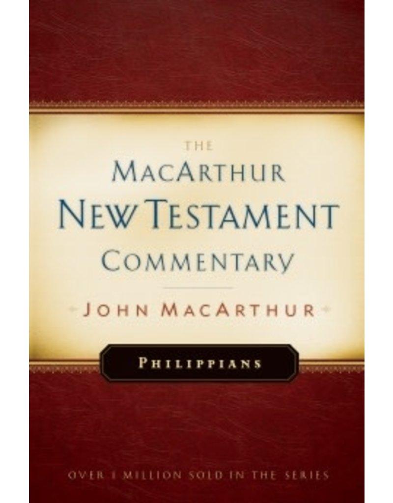 MacArthur MacArthur Commentary - Philippians