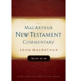 MacArthur MacArthur Commentary - Acts 13-28
