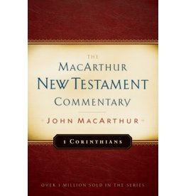 MacArthur MacArthur Commentary - 1 Corinthians