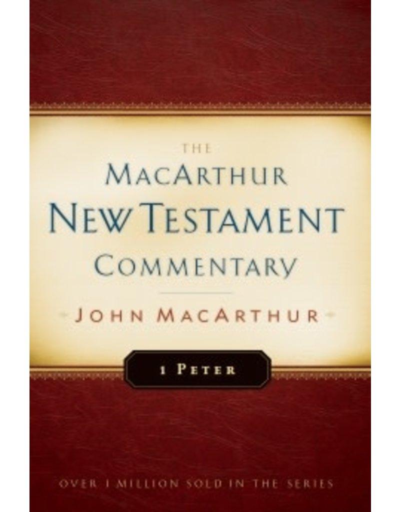 MacArthur MacArthur Commentary - 1 Peter