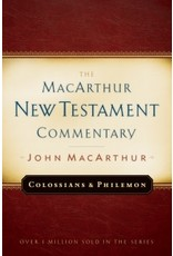MacArthur MacArthur Commentary - Colossians & Philemon