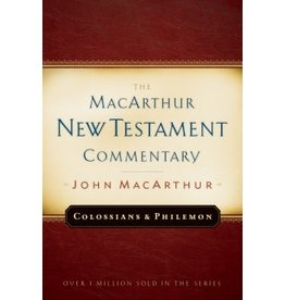 MacArthur MacArthur Commentary - Colossians and Philemon