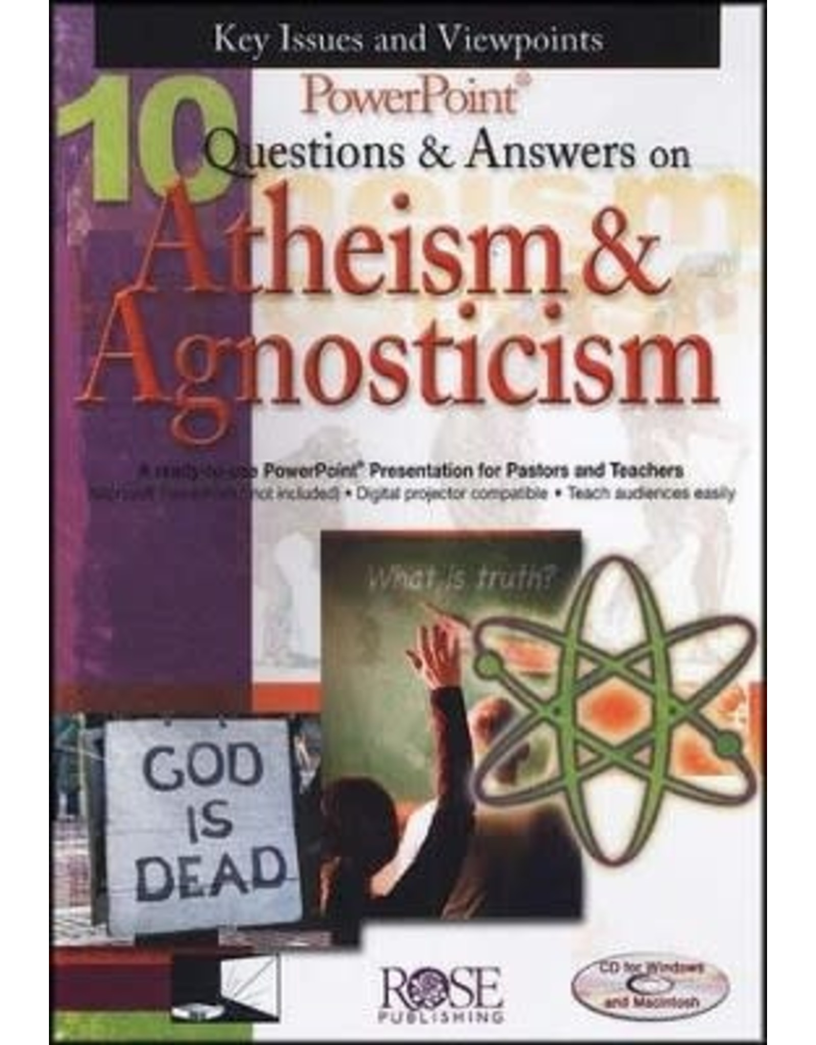 Rose Publishers 10 Questions and Answers on Atheism & Agnosticism