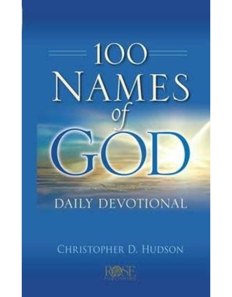 Hudson 100 Names of God