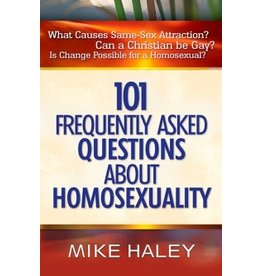 Haley 101 Frequently Asked Questions About Homosexuality