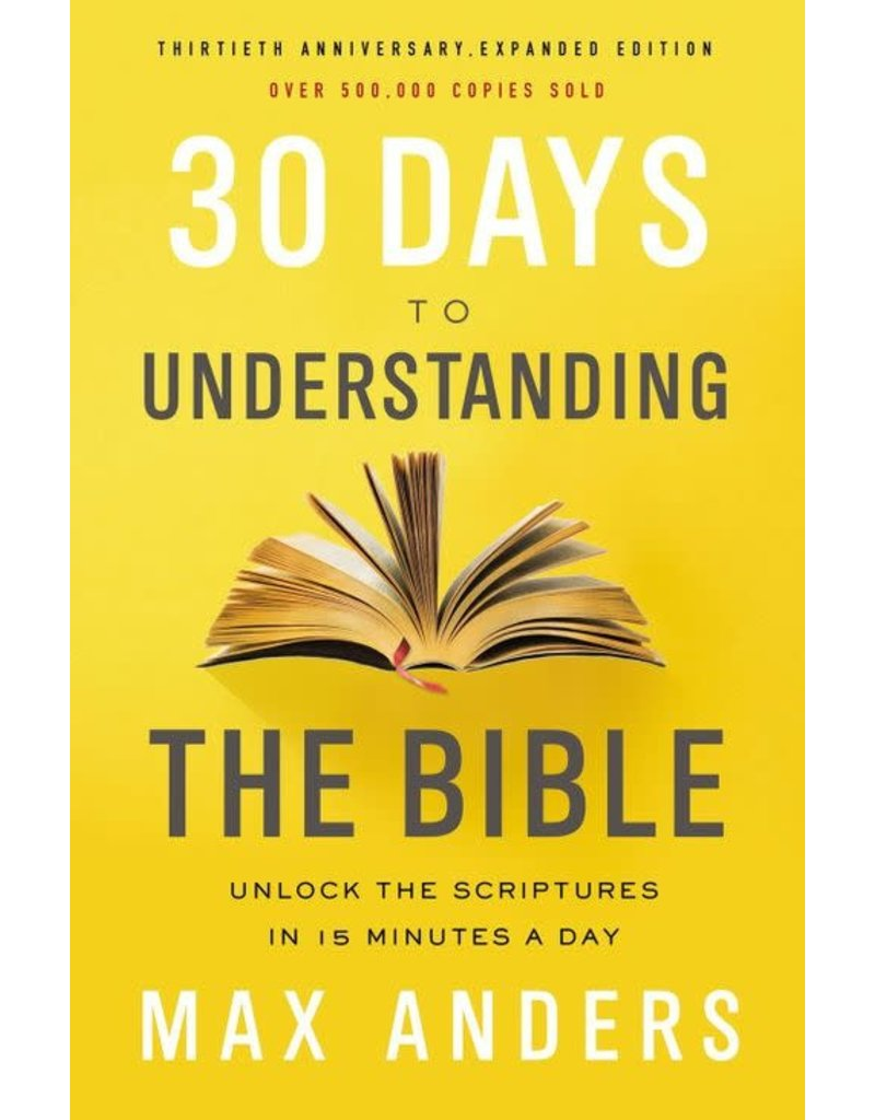 Anders 30 Days to Understanding the Bible