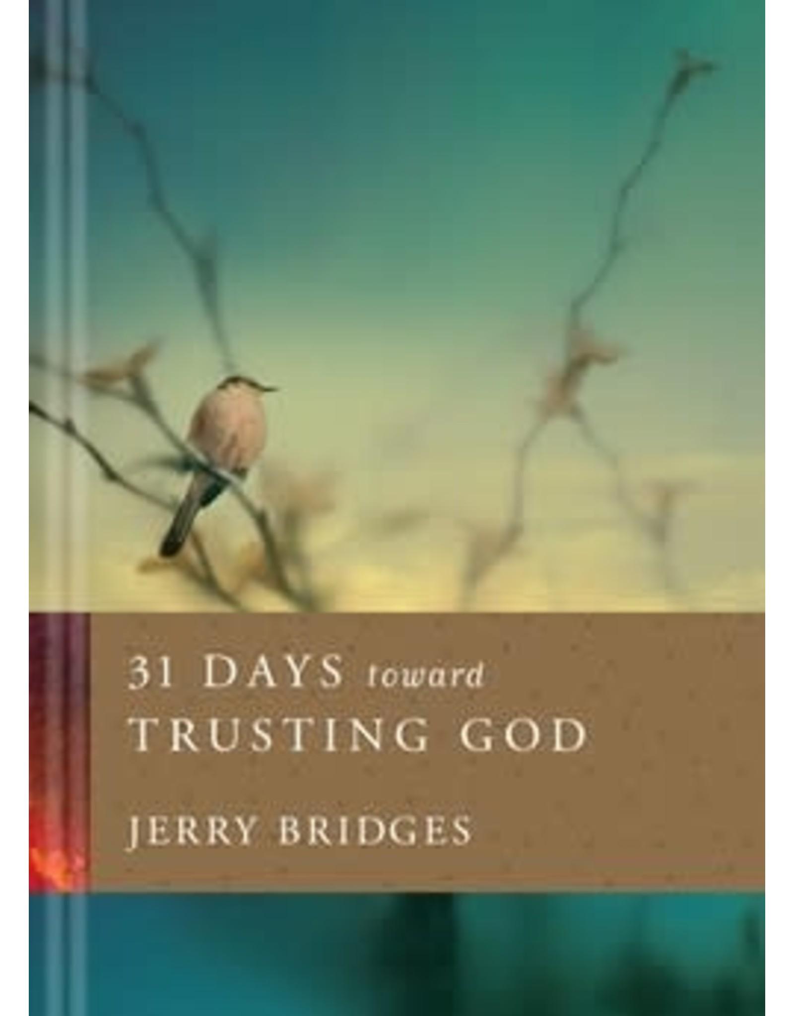Bridges 31 Days to Trusting God