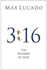 Lucado 3:16 The Numbers of Hope - 25 pack