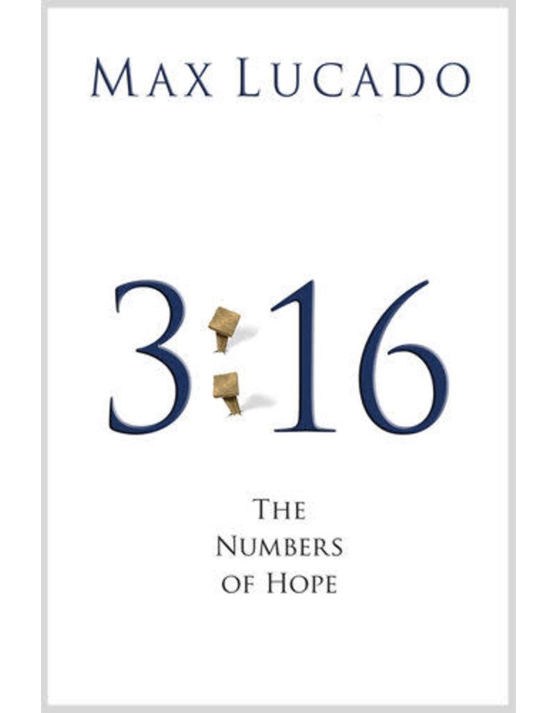 Lucado 3:16 The Numbers of Hope - 25 pack
