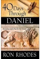 Rhodes 40 Days Through Daniel