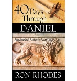 Rhodes 40 Days Through Daniel
