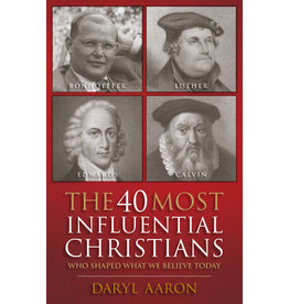 Aaron The 40 Most Influential Christians