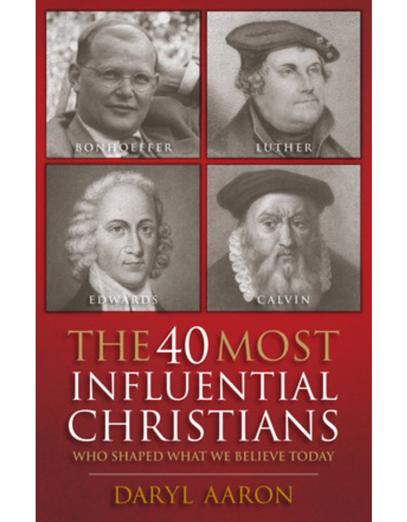 Aaron 40 Most Influential Christians, The