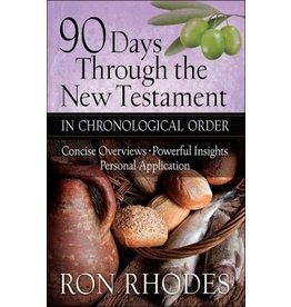 Rhodes 90 Days Through the New Testament