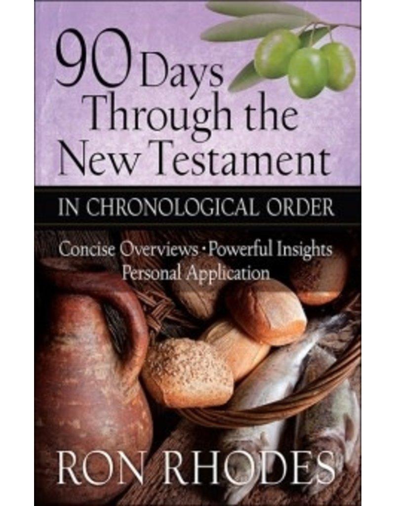 Rhodes 90 Days Through the New Testament