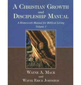 Mack A Christian Growth and Disciples Manual