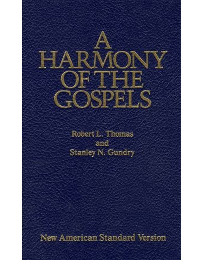 Thomas A Harmony of the Gospels