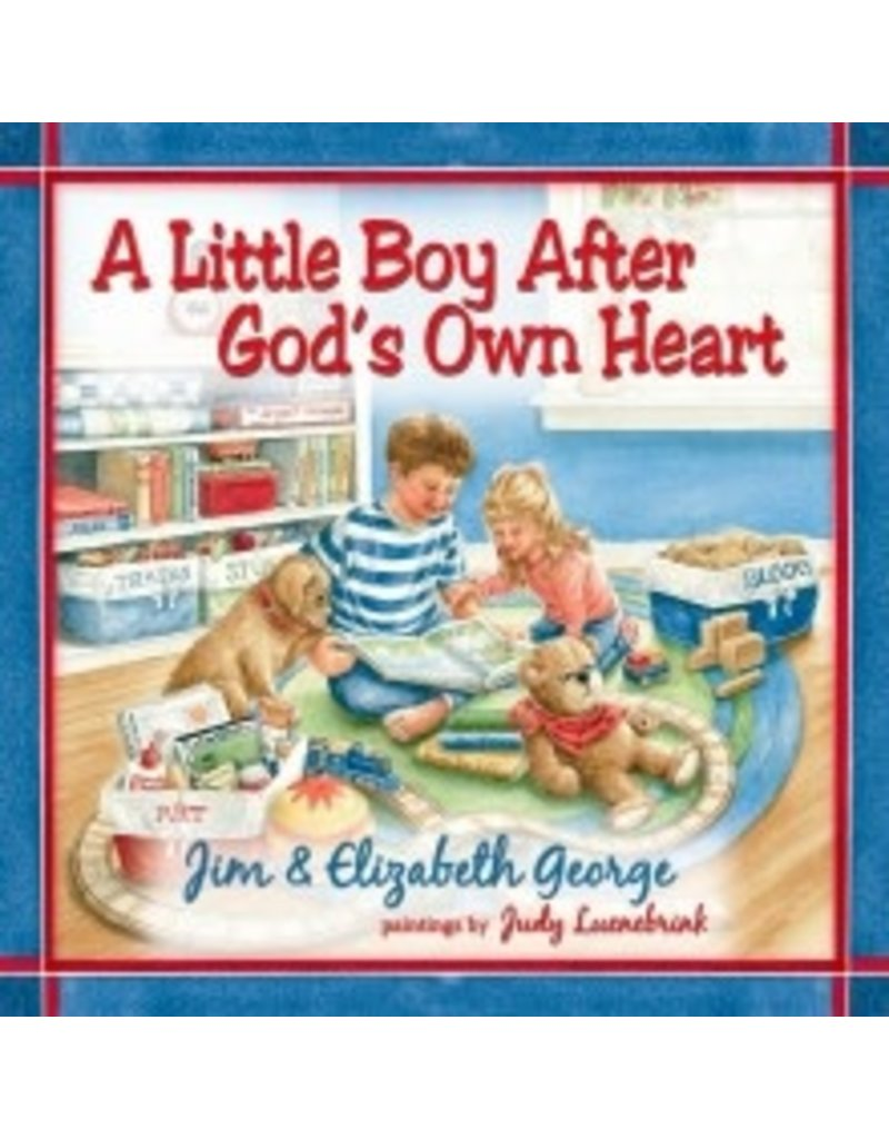 George A Little Boy After God's Own Heart